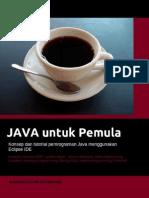 Modul PBO - Java untuk Pemula - Aswian Editri S.pdf