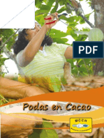 Podas en Cacao