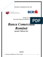 Monografie BCR