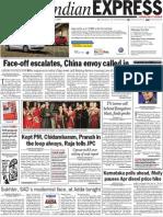 Indian Express Pune 23 April 2013 1