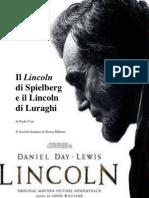 2013 CAU Il Lincoln di Spielberg e Il Lincoln di Luraghi