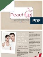presentation peach up avril 2013 light