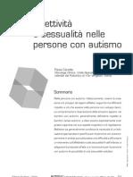 affettività e sessualità nelle persone con autismo-caretto