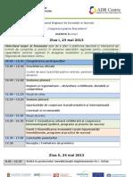 Agenda Forum Sumar