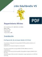 EdulibreOs Lite V5 Instalacion