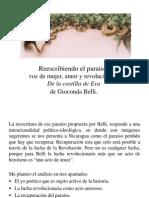 Presentación Belli
