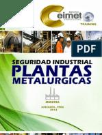 Proyecto de Seguridad en Plantas Metalurgicas