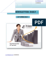 Daily MCX Tips and Newsletter 23April2013.pdf