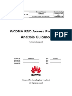 1.WCDMA RNO Access Procedure Analysis Guidance-20041101-A-2.0