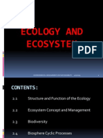 Lecture 2_ Ecology and Ecosystem