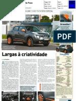 """NISSAN JUKE 1.5 dCi 110 SÉRIE ESPECIAL NA """"AUTO FOCO"""""""