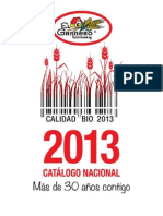 Catalogo El Graner o 2013