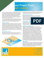 PGE FactSheet OncethroughCooling