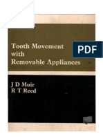Tooth Movement With Removable Appliances-1979