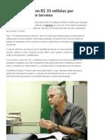 CSN é multada em R$ 35 milhões por contaminação de terreno - Rio - O Dia Online