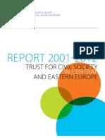 CEE Trust Report 2001-2012