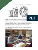 Crónica de la undécima ronda de la liga gallega de clubes en División de Honor