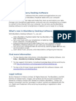 BlackBerry Desktop Software readme.rtf