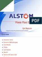 Alstrom IPPs Financial Model