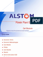 Alstrom IPPs Financial Model