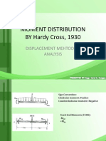 Moment Distribution