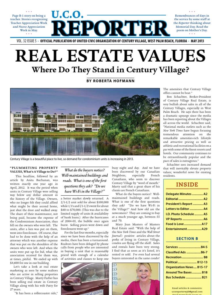 770 United Civic Organization Century Village HD Terbaru
