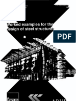 Worked Examples for the Design of Steel Structures (Eurocode)