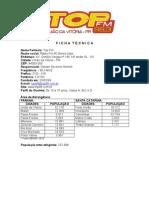 c Tabela Top Fm Completa 2012l