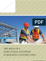 The Role of Structural Engineer in Building Construction