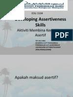 Developing Assertiveness Skills
