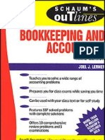 Schaum's Bookkeeping and Accounting -- 411