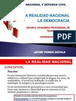 jpd 2013 LA realidad nacional y democracia.pptx