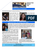 2009 March-special Newsletter - Final