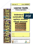 Sustainable farming systems and Natural Resources 116169_LG