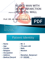 79 Years Old Man With Anteroseptal Old Myocard-1