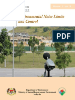 The Planning Guidelines for Environmental Noise Limits and Control 2nd Edition. 2007