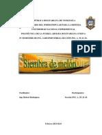 REPÚBLICA BOLIVARIANA DE VENEZUELA informe de mataria prima