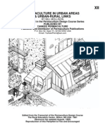 Permaculture in Urban Areas