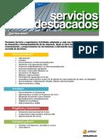 PDF Fichas Servicios completo  (únete a nosotros)