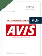 Material Ventas AVIS - Taller