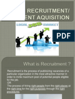Effective Recruitment Challenges Faced by the Hospitality Industry