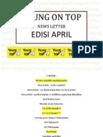 YOT Newsletter April