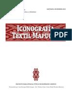 Iconografia Tectil Mapuche