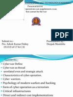 Cyber Op Ration