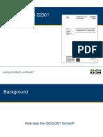 ISO 22301 Presentation