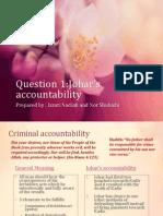 islamic criminal law