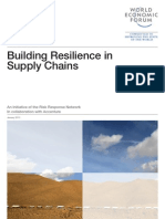 WEF RRN MO BuildingResilienceSupplyChains Report 2013