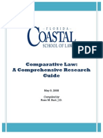 Comparative Law Comprehensive Guide Rose Burt