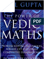POwer of Vedic Maths