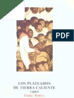 Los Plateados de Tierra Caliente 1891-1